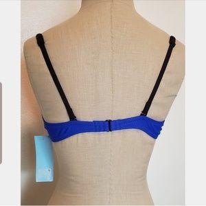 Rue Bleu Swimwear Swim - Rue Bleu Swim Top With Removable Straps
